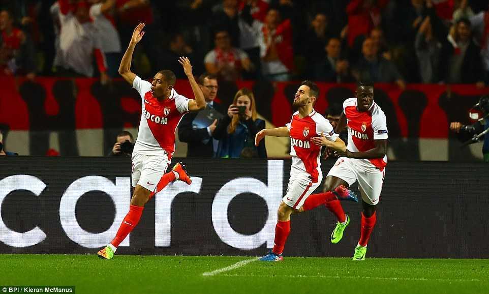 Ket qua Champions League: Vui dap Man City, Monaco thang tien vao tu ket hinh anh 1