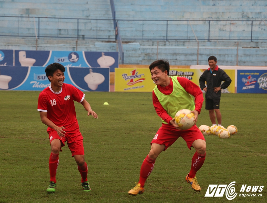 U20 The gioi 2017: 'CLB Viettel se tao dieu kien tot nhat cho U20 Viet Nam' hinh anh 5