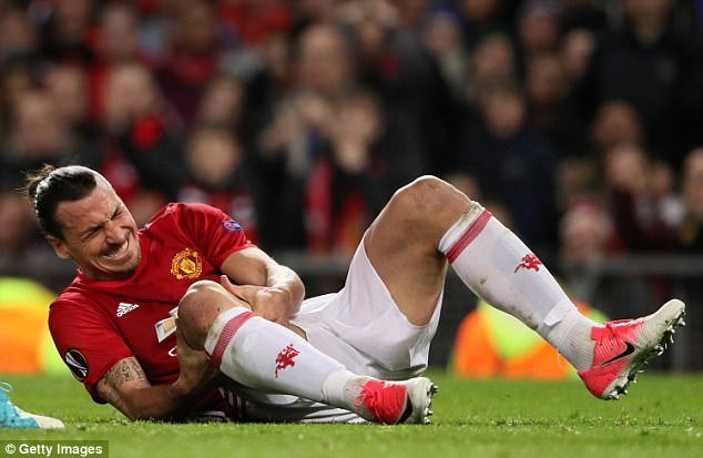 Ibrahimovic khang dinh tro lai sau chan thuong khung khiep hinh anh 1
