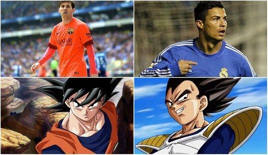 Cam on cuoc doi da tao ra thoi dai Messi Ronaldo hinh anh 1