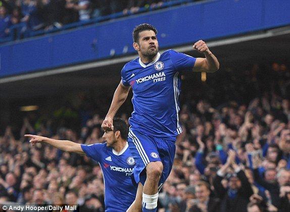 Video ket qua Chelsea vs Middlesbrough: Thang hoanh trang, Chelsea sap vo dich Ngoai hang Anh hinh anh 1