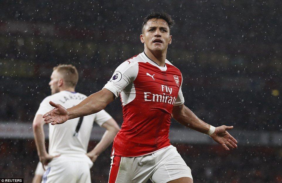 Video ket qua Arsenal vs Sunderland: Arsenal niu giu den cung hy vong Champions League hinh anh 1