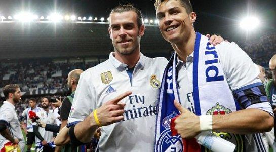 Ronaldo khong muon Bale da chinh o chung ket Champions League hinh anh 1