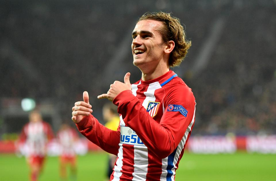 Dong doi o Atletico Madrid bat ngo he lo tuong lai cua Griezmann hinh anh 1