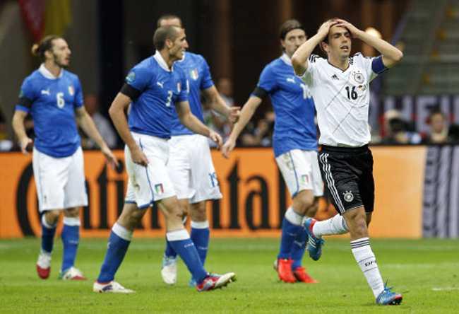 2h 3/7 truc tiep Duc vs Italia: Noi am anh cua Die Mannschaft hinh anh 1