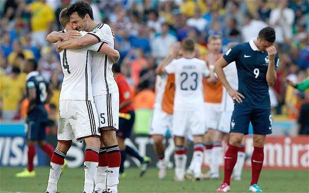 Ban ket Euro 2016 Phap vs Duc: 34 nam pha bong ron nguoi hinh anh 1