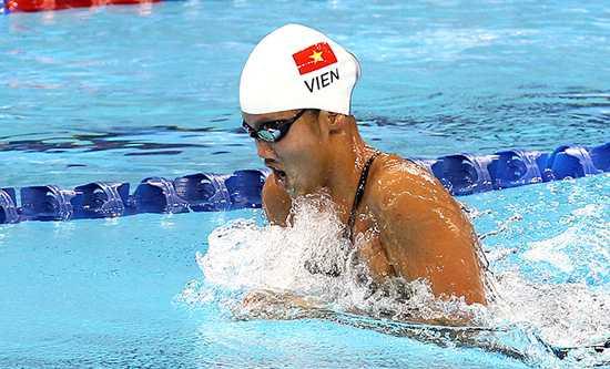 Olympic ngay 2: Anh Vien thap lua hi vong, cu ta cho vang cua Thach Kim Tuan hinh anh 1