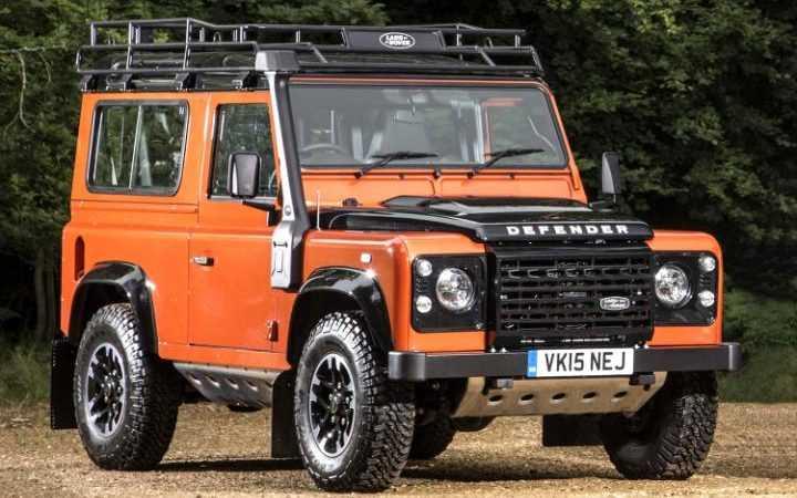 Me Land Rover Defender, ty phu xay dung xuong san xuat rieng hinh anh 1