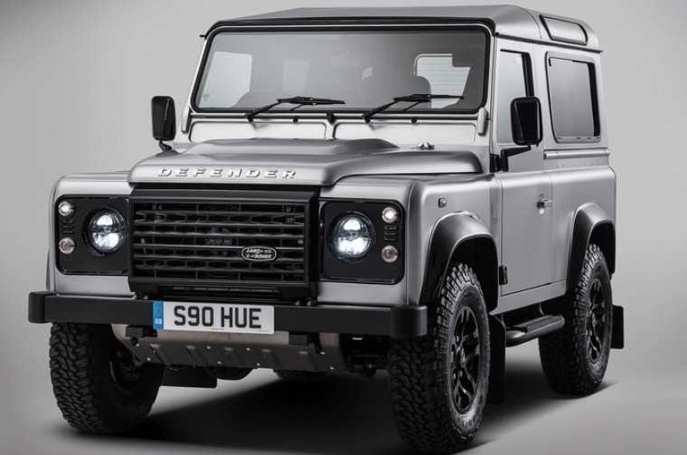 Me Land Rover Defender, ty phu xay dung xuong san xuat rieng hinh anh 3