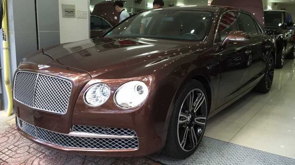 Ngam sieu xe Bentley mau doc cua thieu gia Sai thanh hinh anh 1