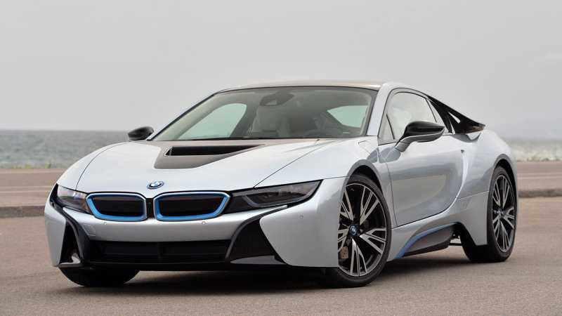 BMW i8 moi cong suat 750 ma luc, vuot xa Lamborghini Aventador hinh anh 1