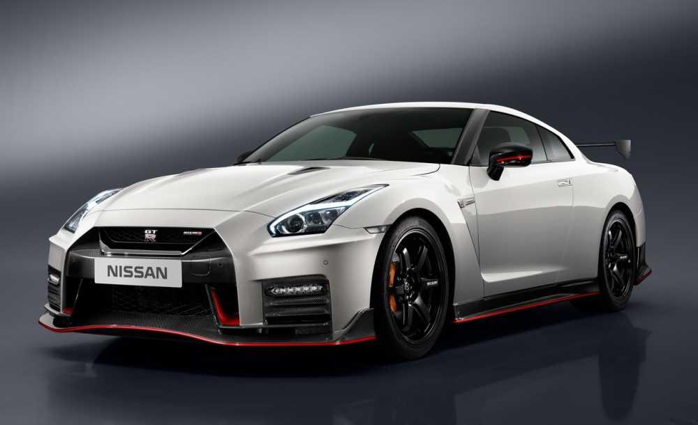 Sieu xe Nissan GT-R Nismo 2017 cong bo muc gia hinh anh 5