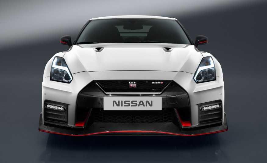 Sieu xe Nissan GT-R Nismo 2017 cong bo muc gia hinh anh 1