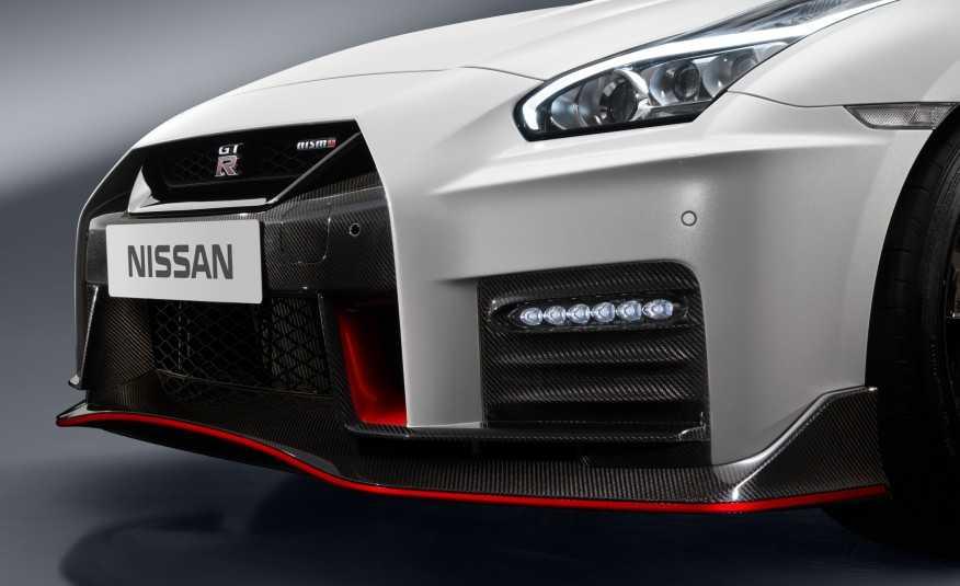 Sieu xe Nissan GT-R Nismo 2017 cong bo muc gia hinh anh 3