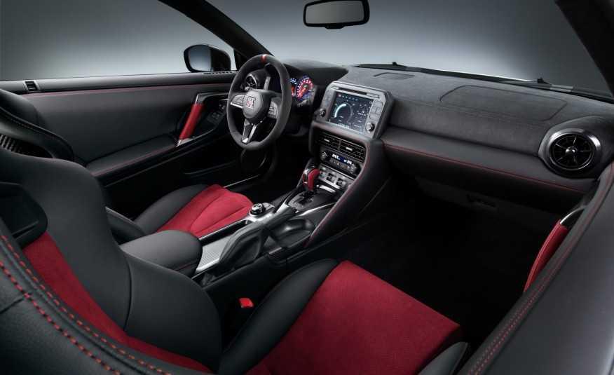 Sieu xe Nissan GT-R Nismo 2017 cong bo muc gia hinh anh 6
