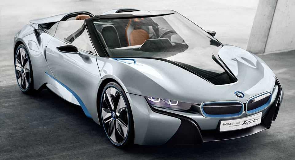 Thuc hu BMW i8 Roadster phien ban mui tran do bo thi truong nam 2018 hinh anh 1