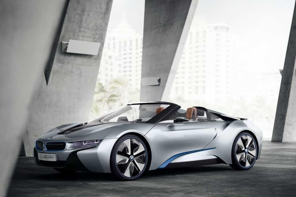 Thuc hu BMW i8 Roadster phien ban mui tran do bo thi truong nam 2018 hinh anh 3