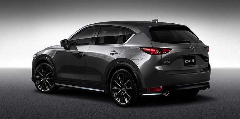 Chiem nguong ve dep 'la' cua Mazda CX-5 phien ban the thao hoan toan moi hinh anh 1