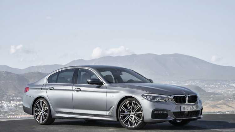 BMW 5 Series 2017: Xe dep, gia dep lam me long cong chung hinh anh 1
