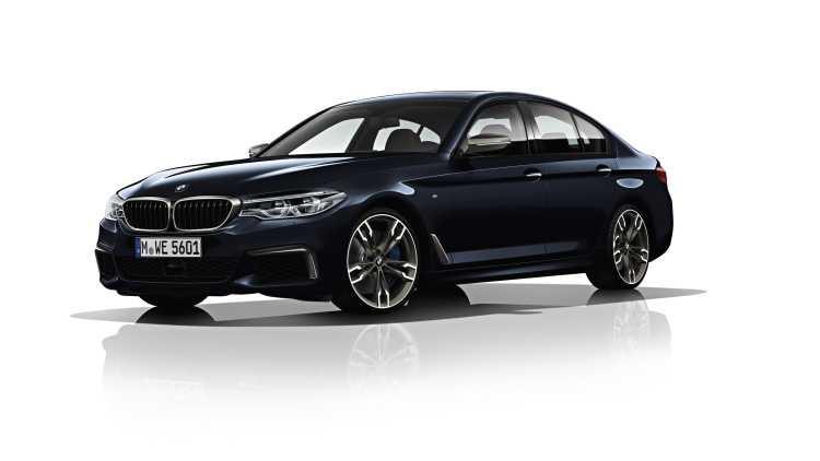 BMW 5 Series 2017: Xe dep, gia dep lam me long cong chung hinh anh 2