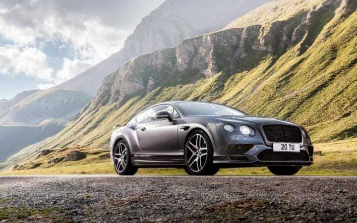 Soi Bentley Continental Supersports 2017, sieu xe nhanh nhat, manh nhat the gioi hinh anh 2