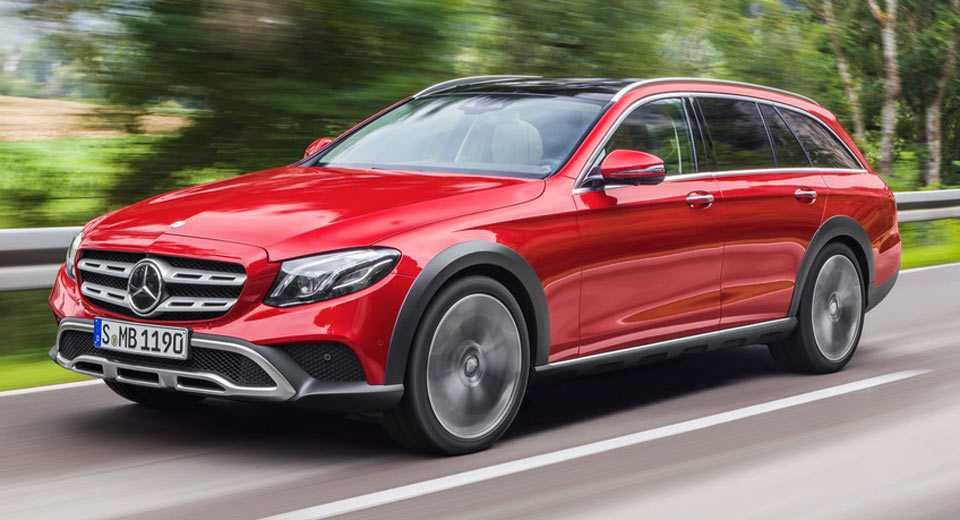 Soi Mercedes E-Class All-Terrain 2017 dep an tuong gia chi tu 62.300 USD hinh anh 4