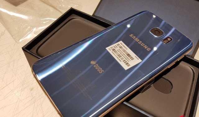 Samsung Galaxy S8 se cung cap them hai mau Black Sapphire va Crimson Red hinh anh 1
