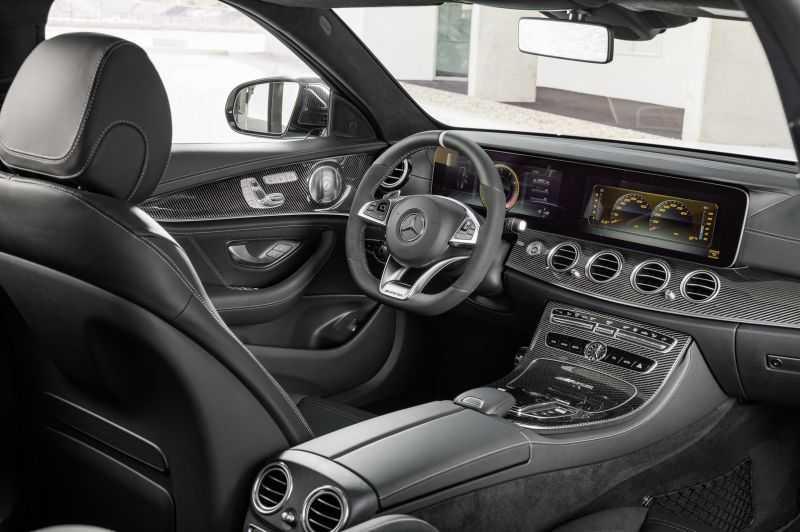 Mercedes-AMG E63 S Wagon 2017 manh 604 ma luc ra mat hinh anh 5