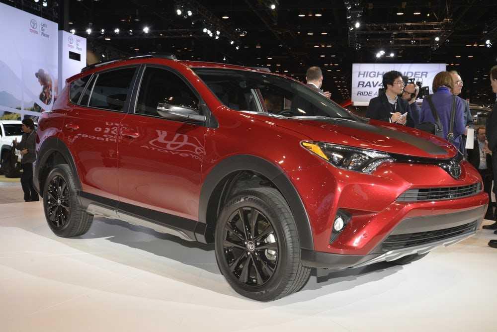 Lo anh sieu xe vuot dia hinh Toyota RAV4 Adventure 2018 hinh anh 4