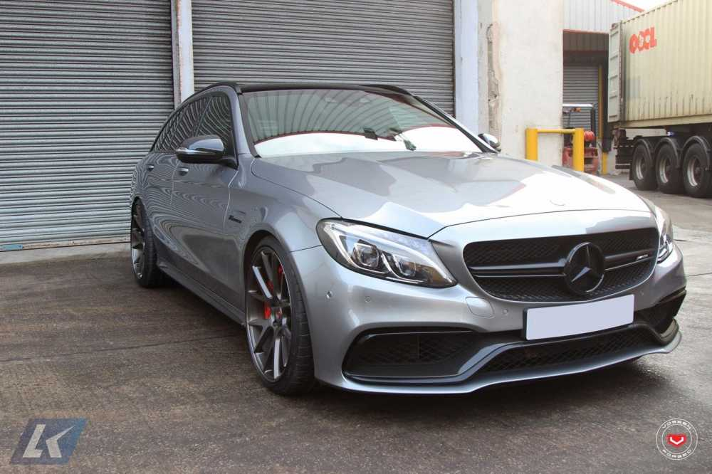 Mercedes-AMG C63 S Estate, mau xe ly tuong danh cho gia dinh hinh anh 1