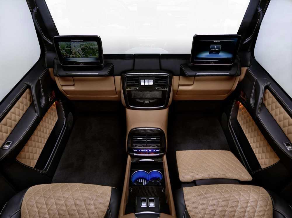 Lo dien sieu xe Mercedes-Maybach G650 Landaulet sang trong hinh anh 2