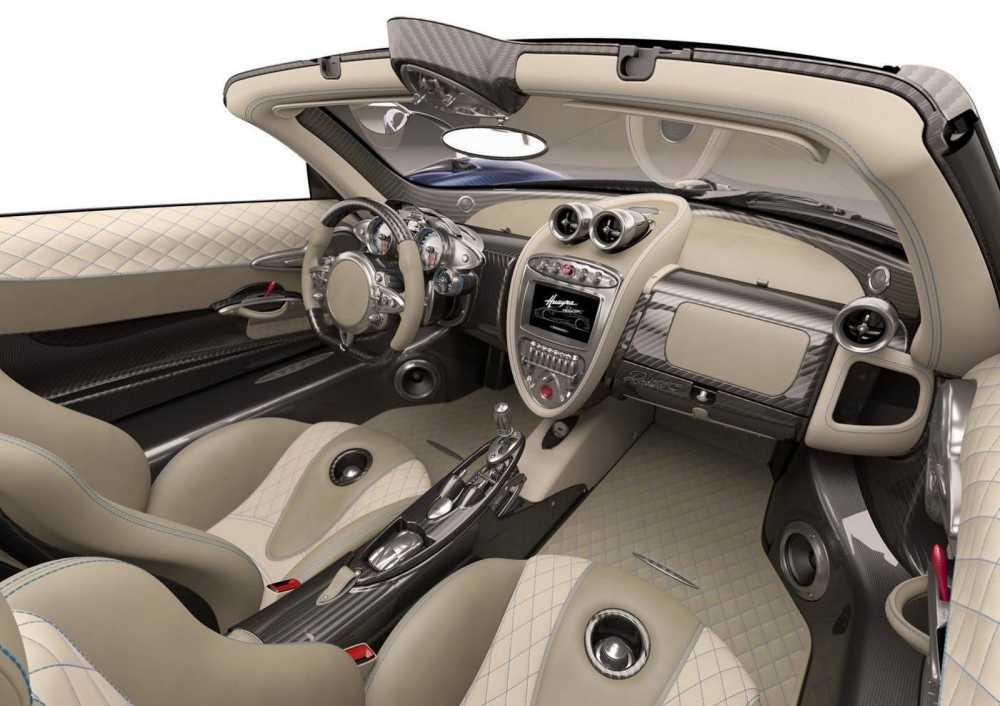 'Than gio' Pagani Huayra Roadster lam fan ban loan hinh anh 9