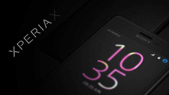 Ngam Sony Xperia X 2017 vien man hinh sieu mong hinh anh 1