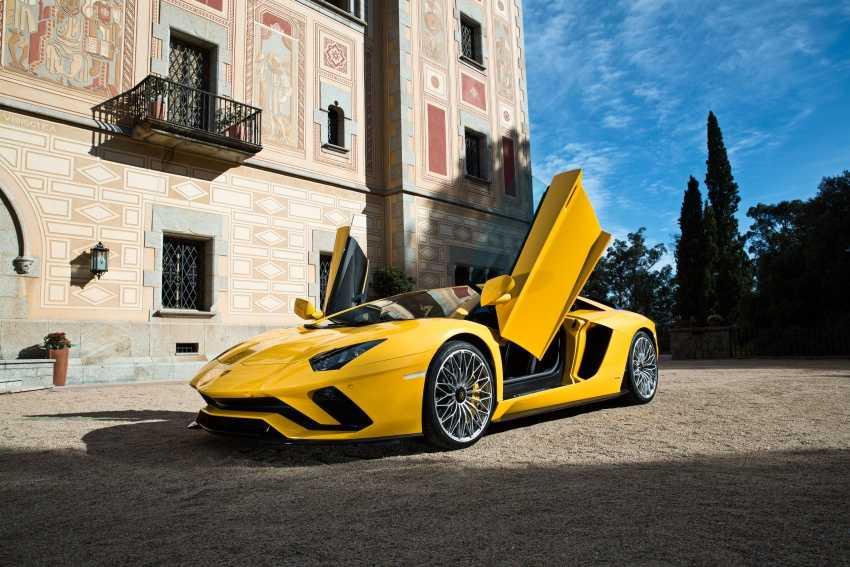Sieu xe Lamborghini Aventador S da co mat tai Dong Nam A hinh anh 5