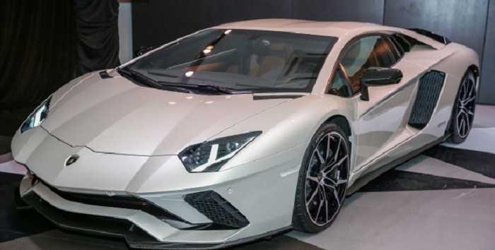 Sieu xe Lamborghini Aventador S da co mat tai Dong Nam A hinh anh 1