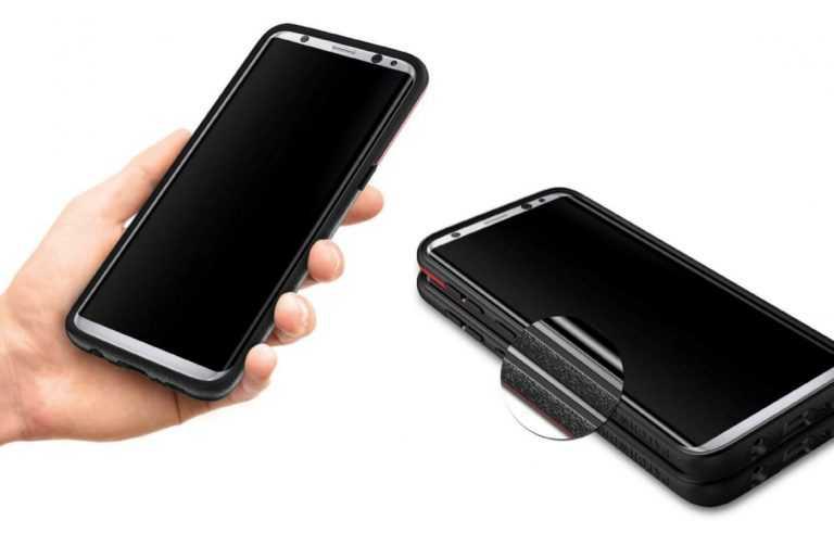 Cau hinh chi tiet cua sieu pham Samsung Galaxy S8 va S8 Plus hinh anh 2