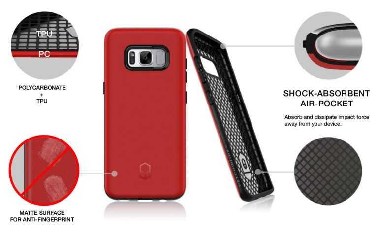 Cau hinh chi tiet cua sieu pham Samsung Galaxy S8 va S8 Plus hinh anh 4