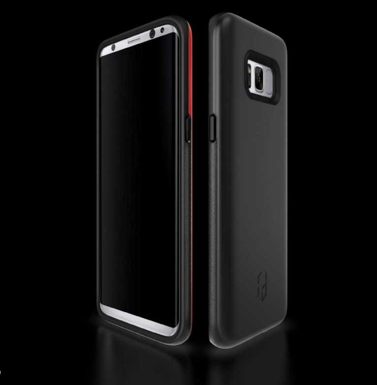 Cau hinh chi tiet cua sieu pham Samsung Galaxy S8 va S8 Plus hinh anh 3