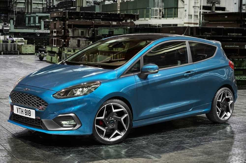 Ngam Ford Fiesta ST 2018 hoan toan moi la hinh anh 1