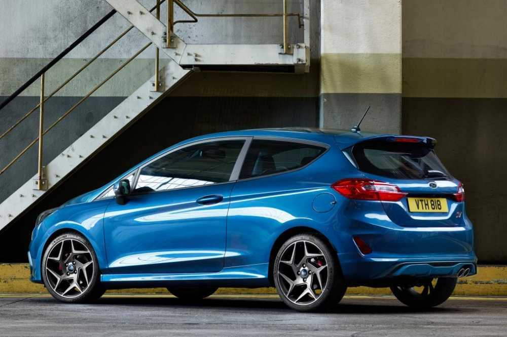 Ngam Ford Fiesta ST 2018 hoan toan moi la hinh anh 2