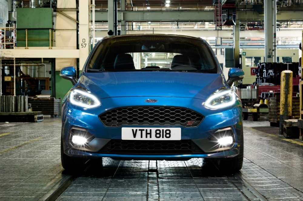 Ngam Ford Fiesta ST 2018 hoan toan moi la hinh anh 3