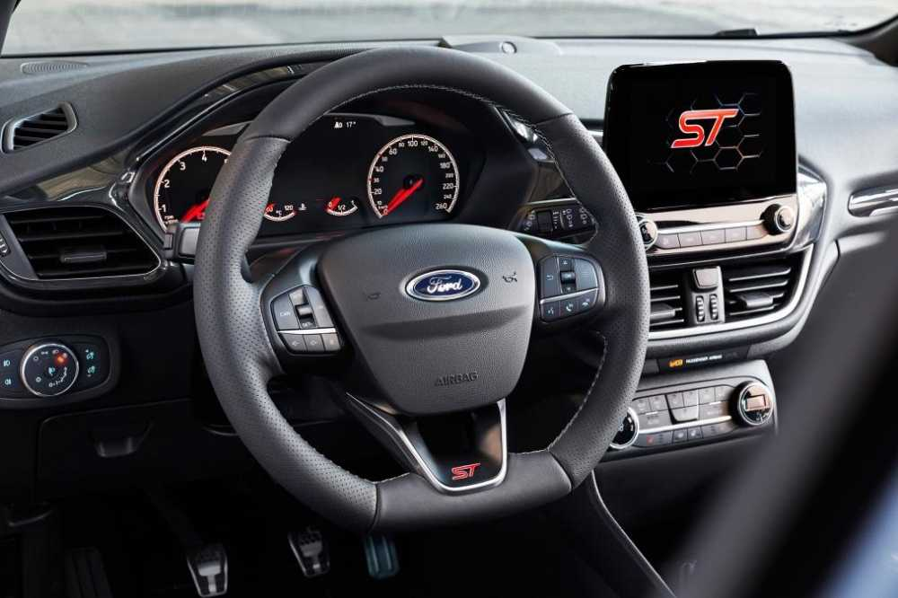 Ngam Ford Fiesta ST 2018 hoan toan moi la hinh anh 5