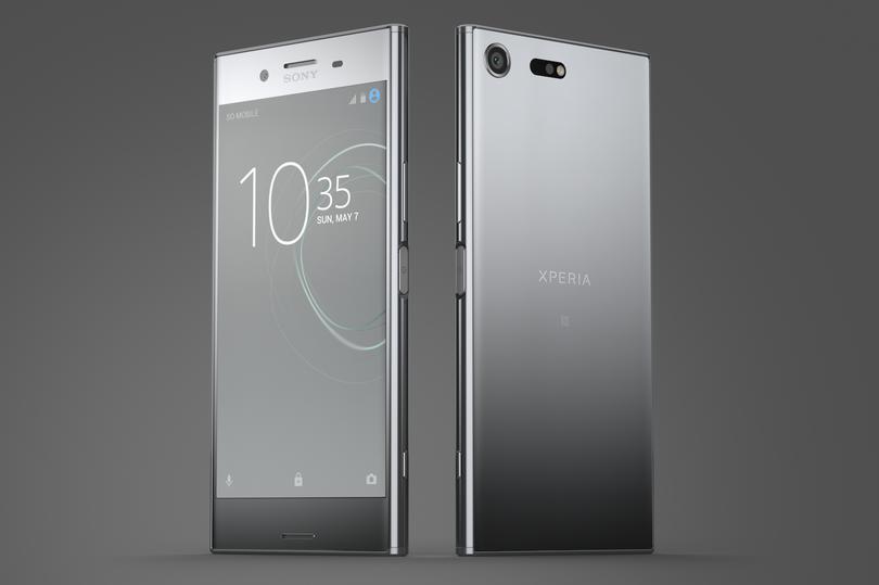 Sony ra mat Xperia XZ Premium dep mien che hinh anh 1