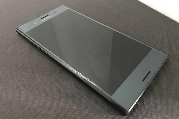 Sony ra mat Xperia XZ Premium dep mien che hinh anh 2