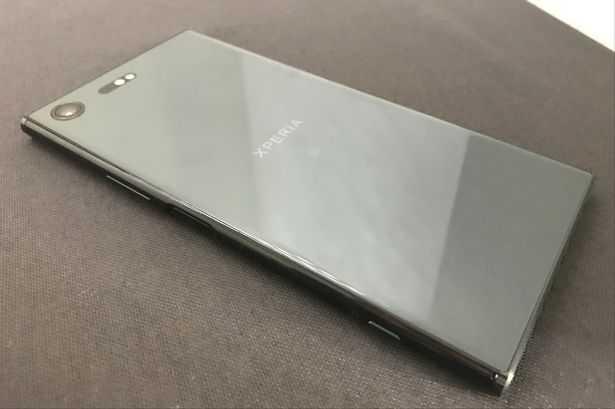 Sony ra mat Xperia XZ Premium dep mien che hinh anh 3