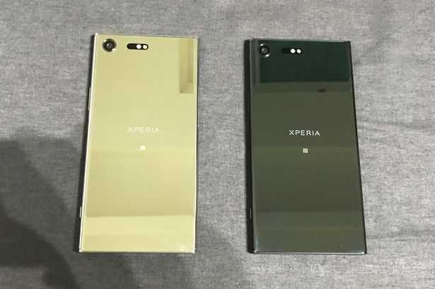 Sony ra mat Xperia XZ Premium dep mien che hinh anh 5