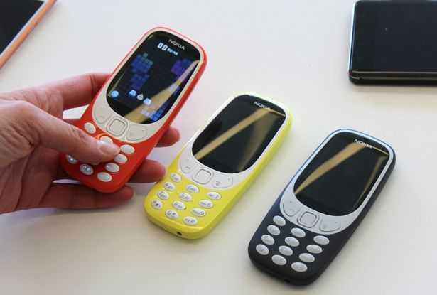 Chiec dien thoai Nokia 3310 da 'hoi sinh' hinh anh 2