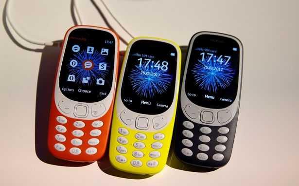 Chiec dien thoai Nokia 3310 da 'hoi sinh' hinh anh 4