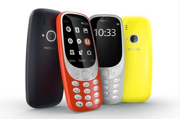 Chiec dien thoai Nokia 3310 da 'hoi sinh' hinh anh 3