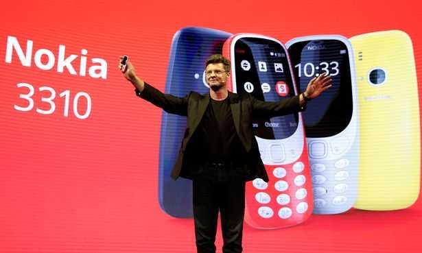 Chiec dien thoai Nokia 3310 da 'hoi sinh' hinh anh 5